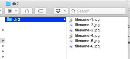 Rename Image Files in Folders