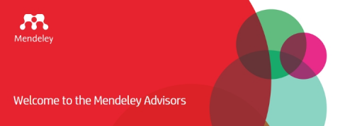 Introduction to Mendeley Advisors Webinar